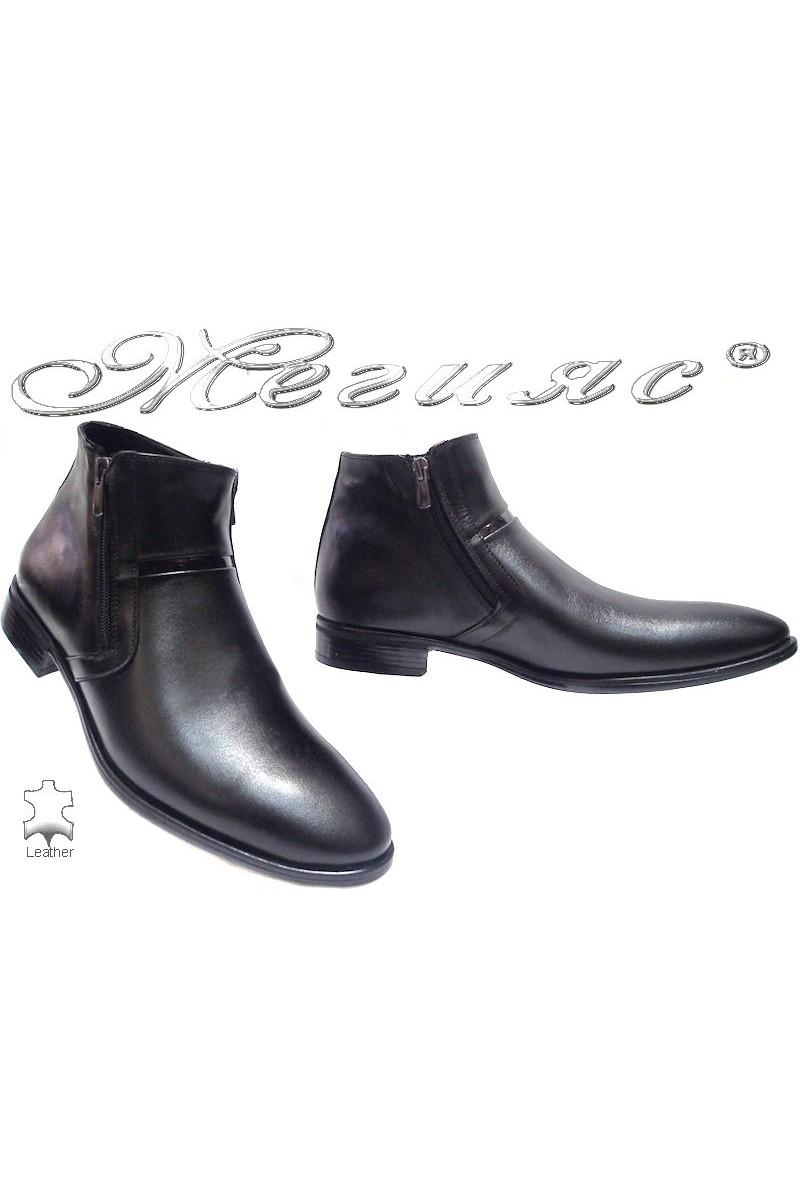 men's boots 2504 black