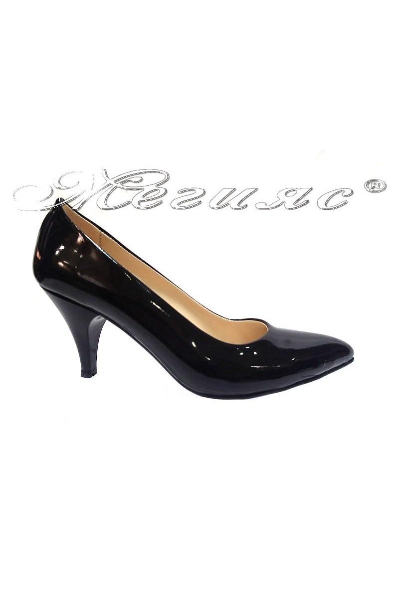 Lady shoes 117 black
