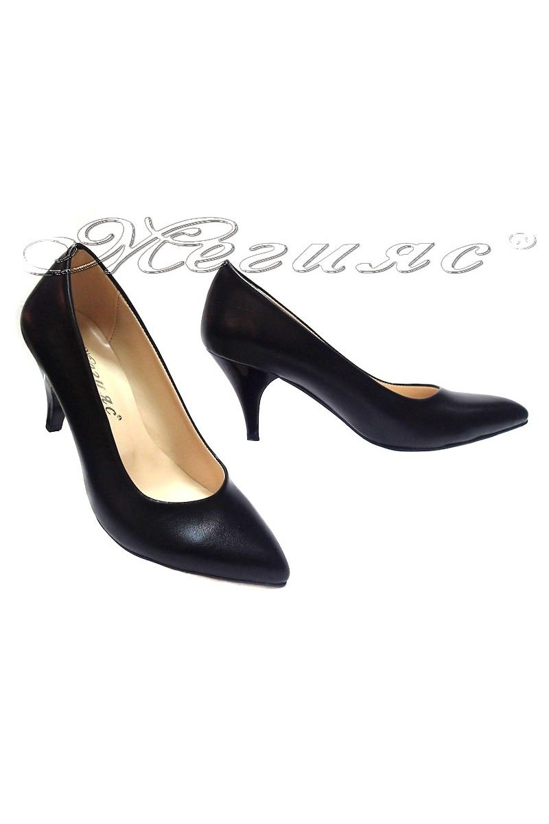 Lady shoes 117 black
