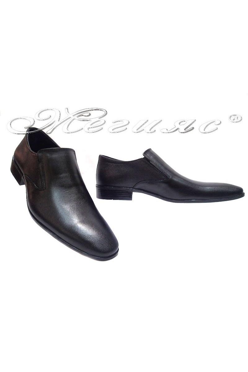 Men's shoes P-14 black