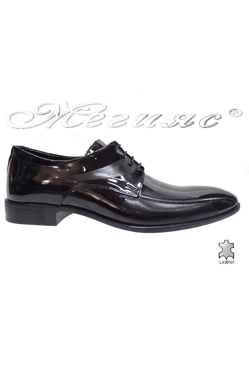 Men's shoes 6001 black