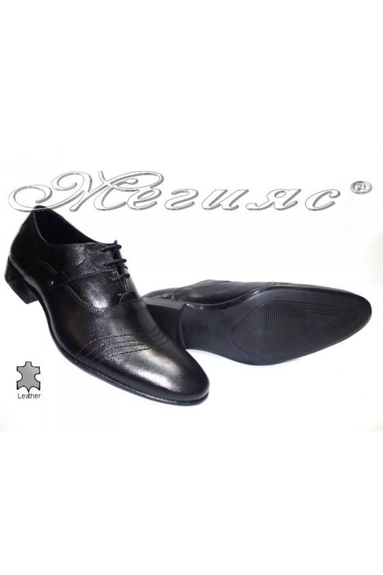 Men's shoes 8001 black