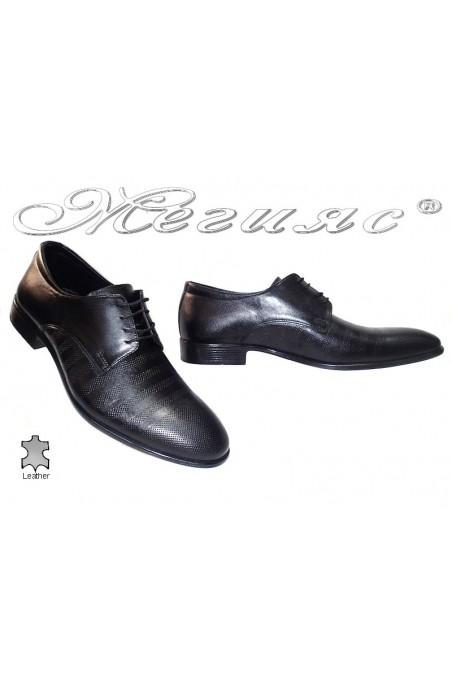 Men's shoes 6001 210 black