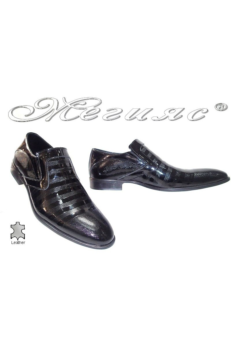Men's shoes 6002 210 black