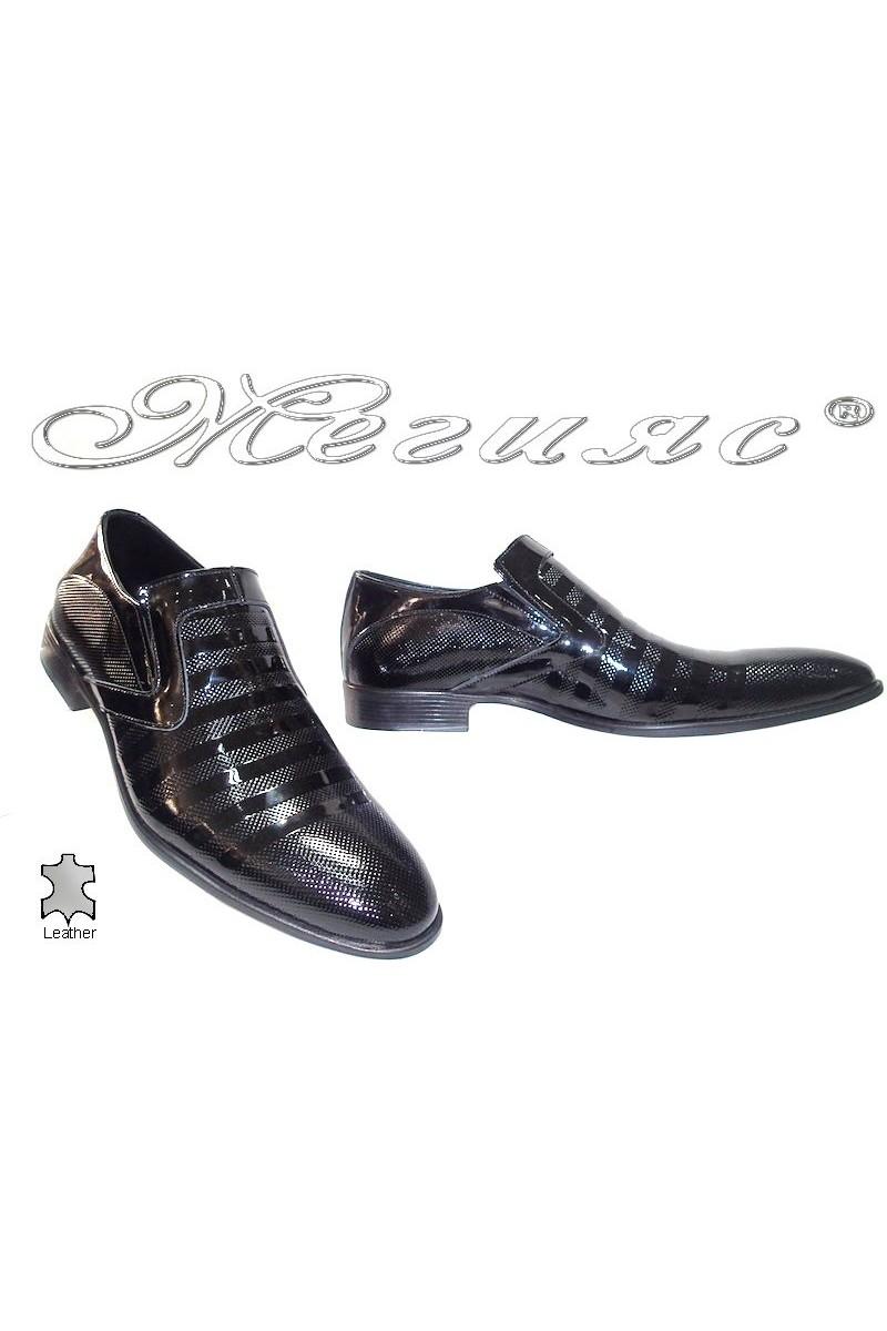 Men's shoes 6002 210 black