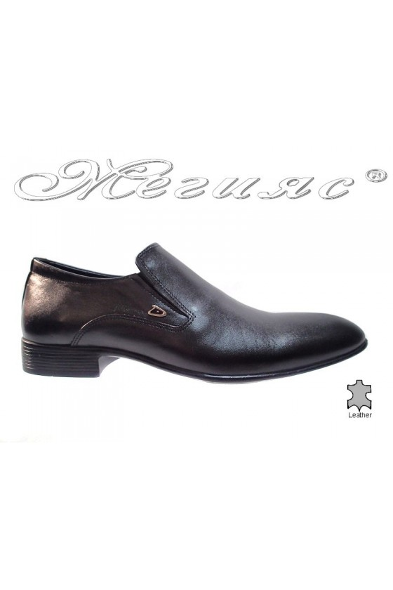 Men's shoes 6039 black