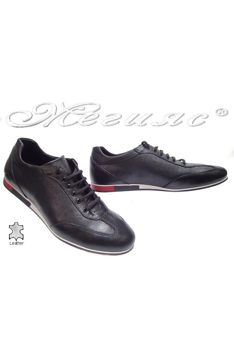 Men's shoes 6276 black