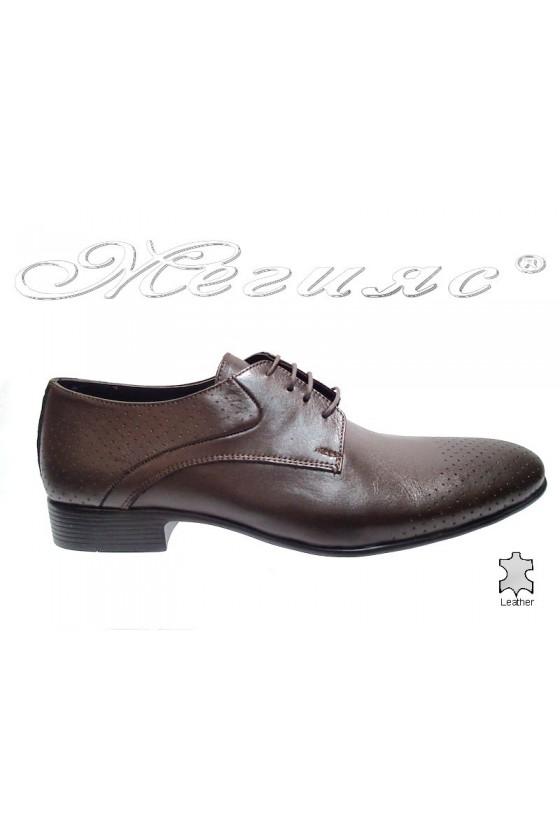 Men's shoes 801 brown