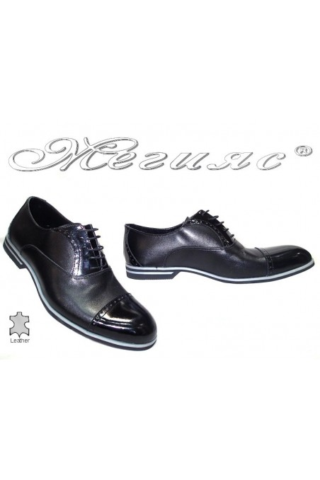 men's shoes Sharp 991 black