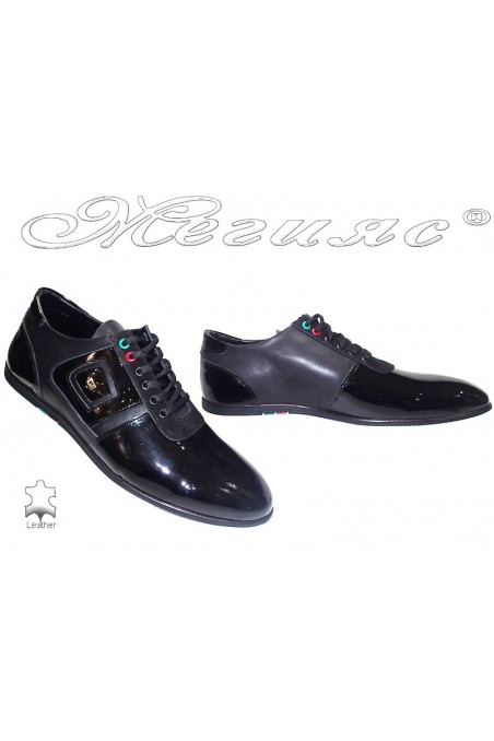 men's shoes 6126 black