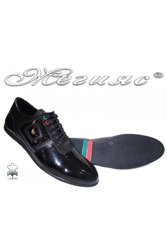 men's shoes  6126 black