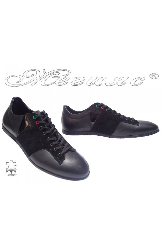men's shoes 6127 black
