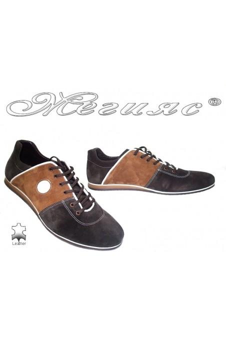 men's shoes 6281 brown