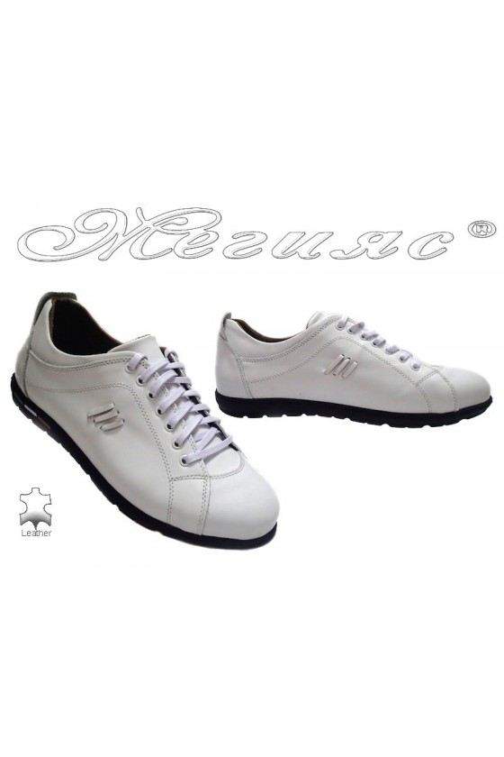 men's shoes XXL 05 white