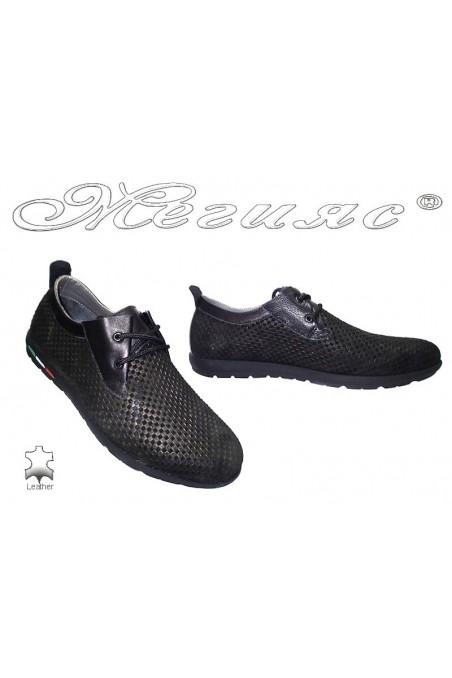 men's shoes Rogger 662 black