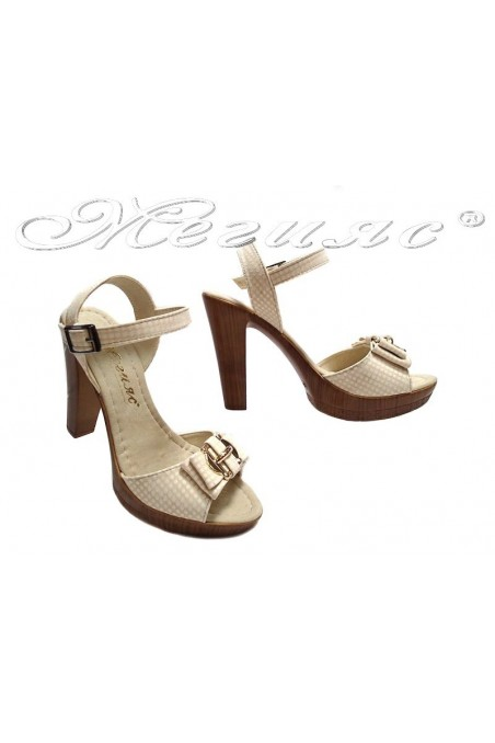 sandals 161 offwhite