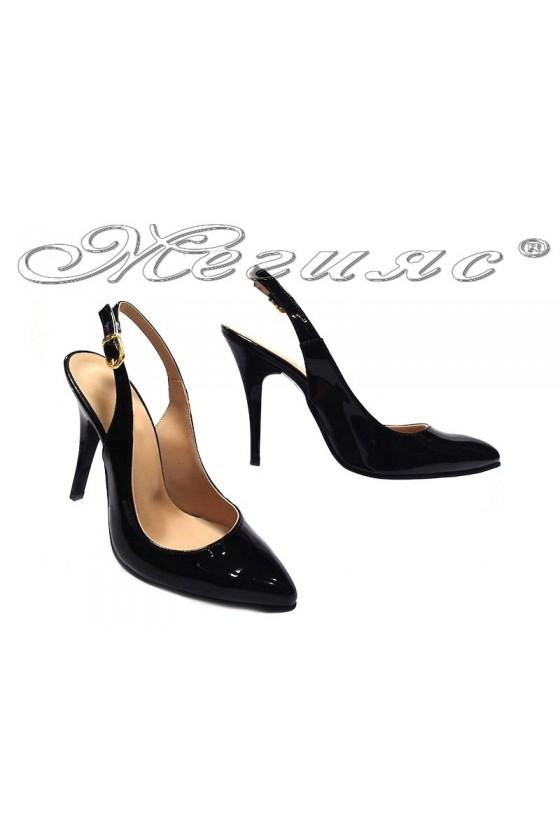 sandals 055 black lak