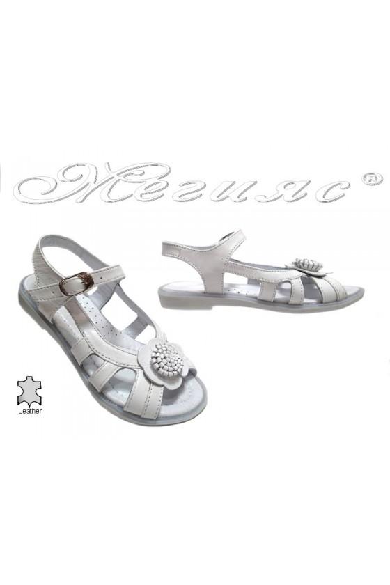 sandals 54 white