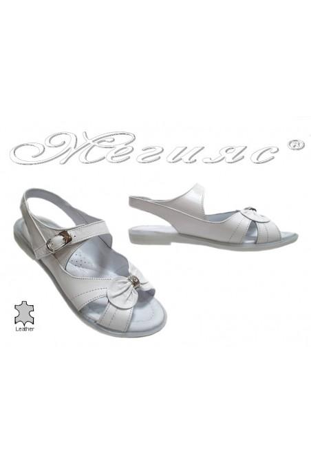 sandals 52 white