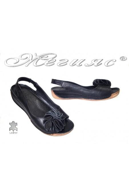 sandals 108 black