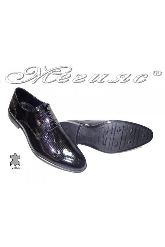 men's shoes  6012 black