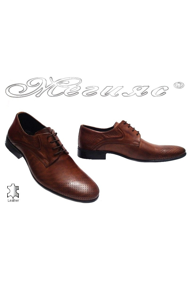 Мъжки обувки Фантазия 20-50 антик естествена кожа