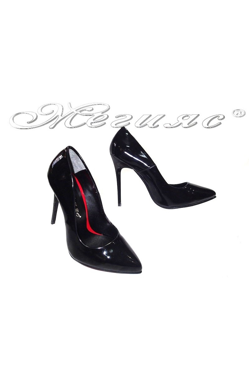 lady shoes 1907 black