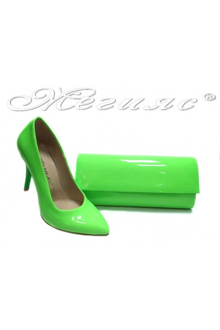shoes162 green_bag373