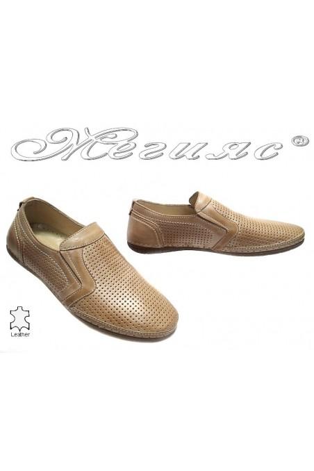men's shoes 715 beige