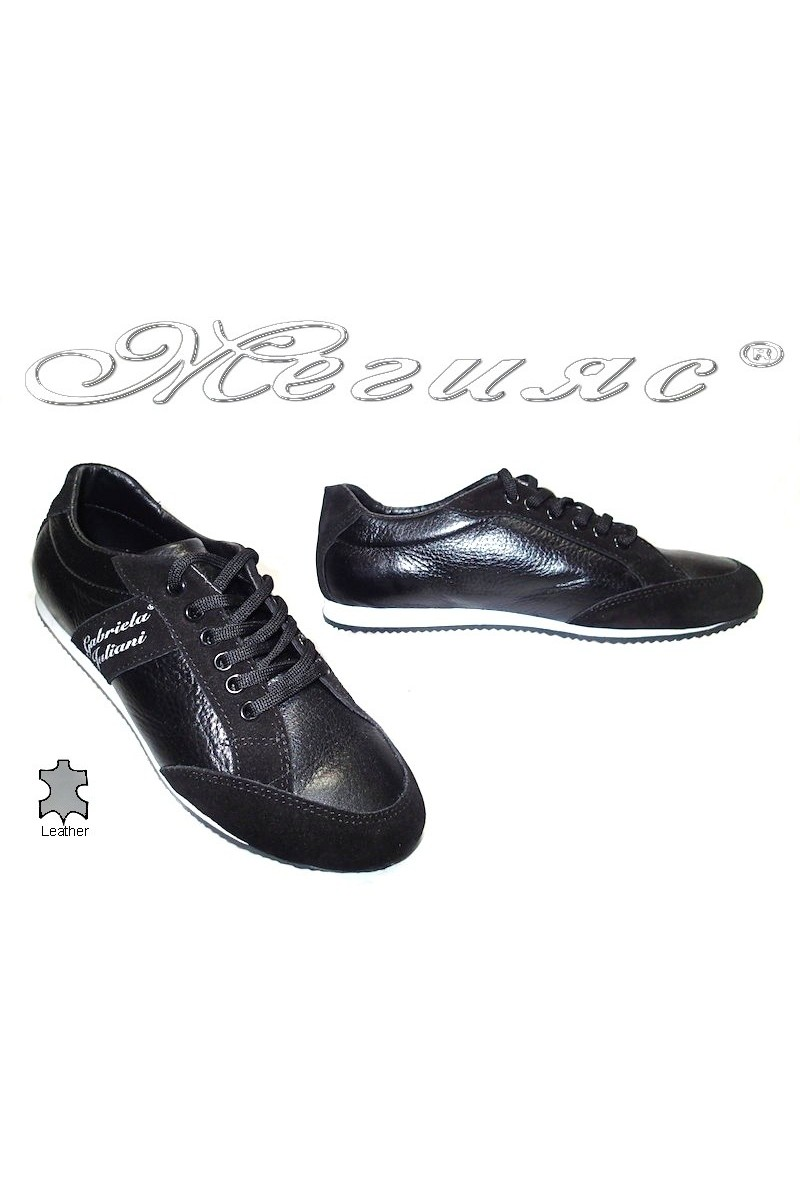 shoes K-03 black