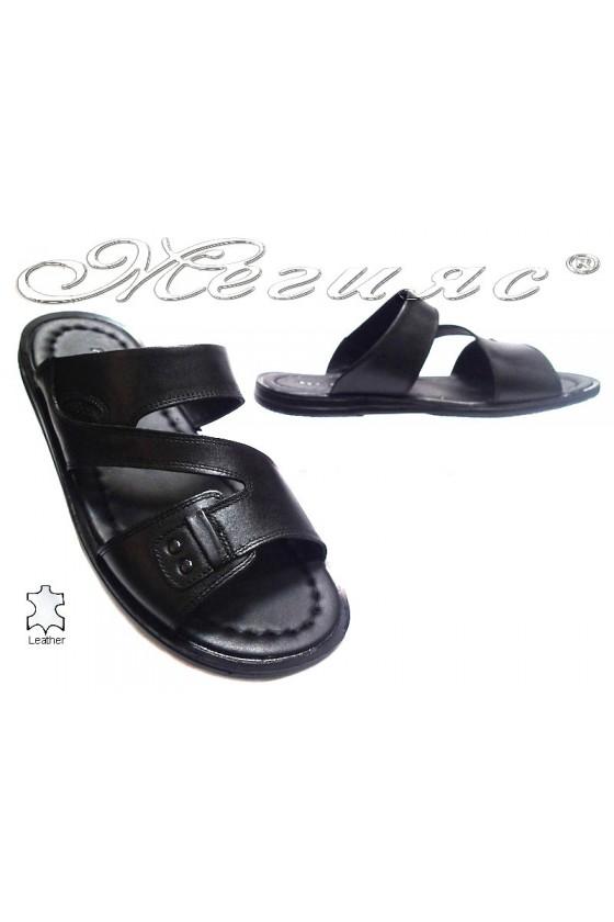 Men's sandals T-1 black