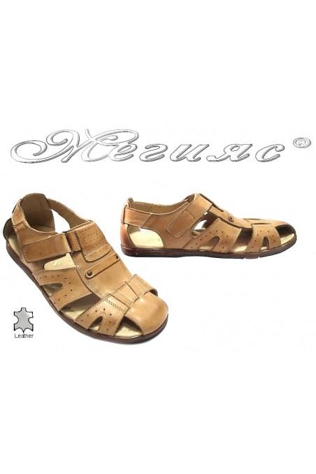 sandals 034 beige