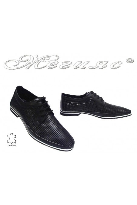 men's shoes 082-014 black