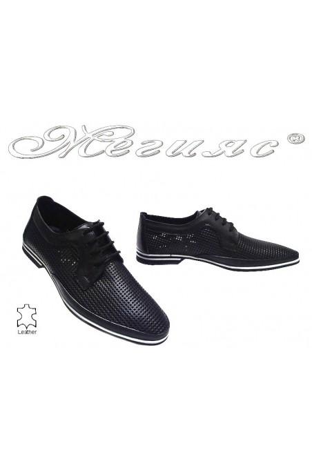 men's shoes 082-014 black