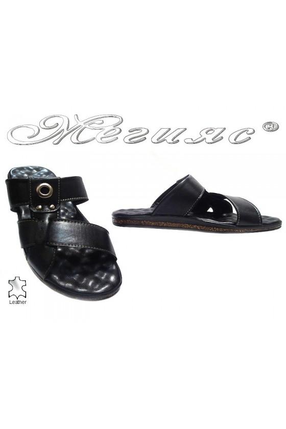 men's sandals 232 black