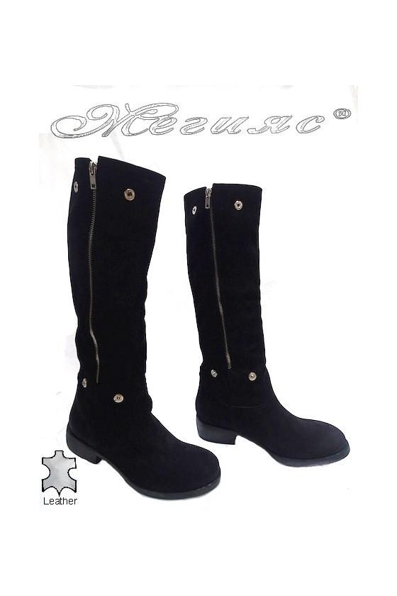 lady boots Greta black