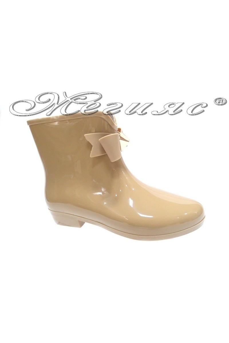 lady boots Ekai 15-385 beige