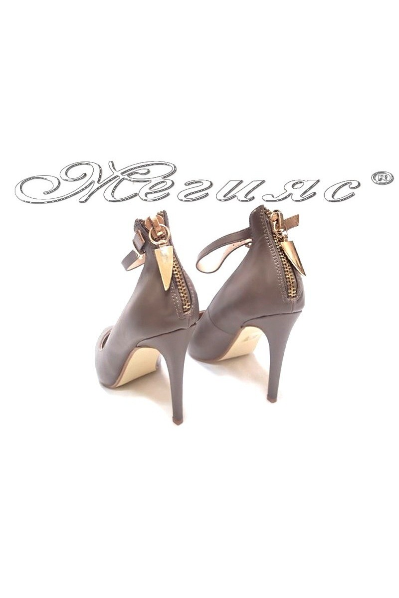 lady shoes Ekai 15-387 khaki