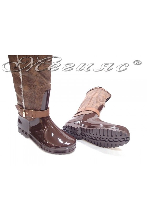 lady boots 13459-11 brown