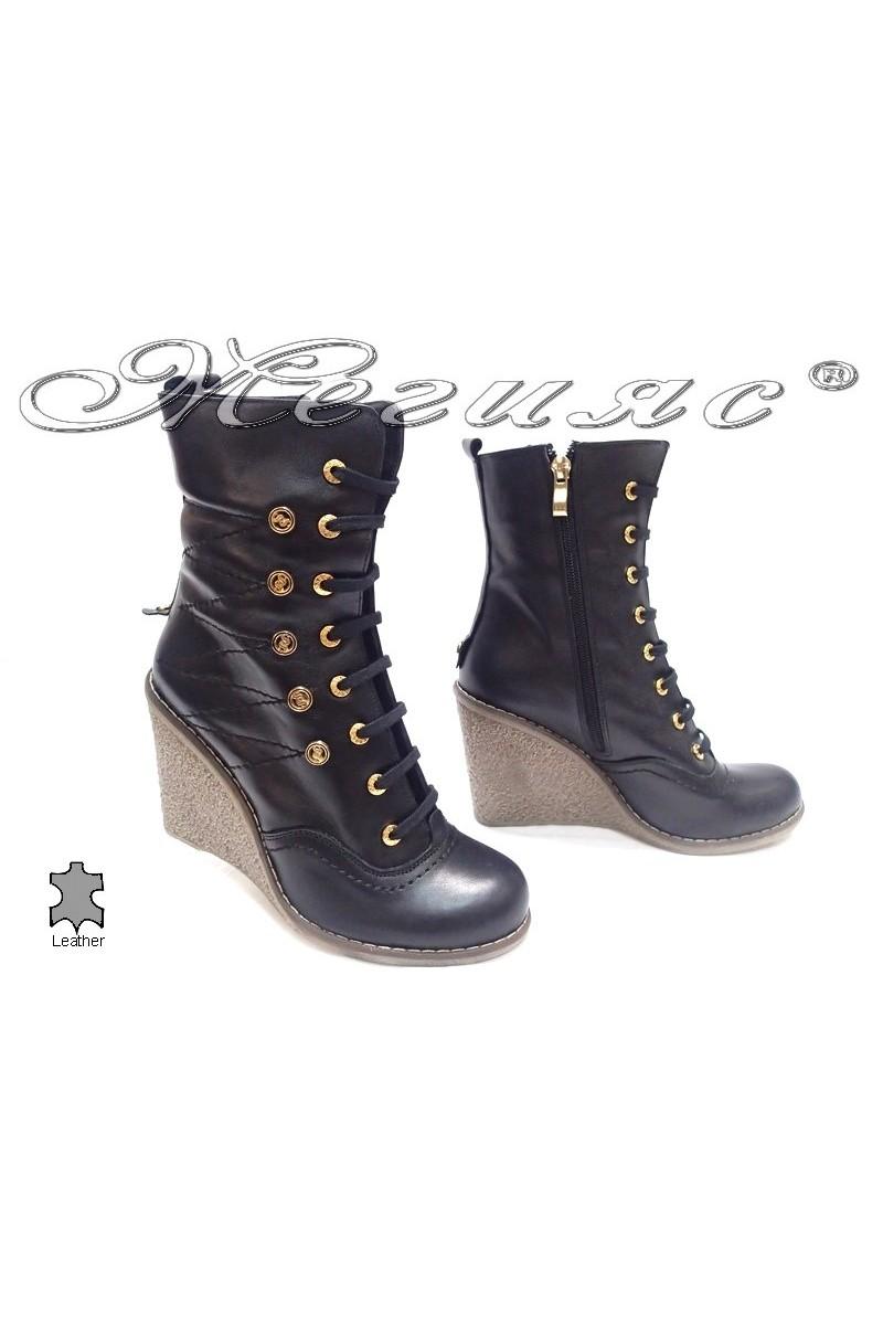 lady bootsА6-04 black