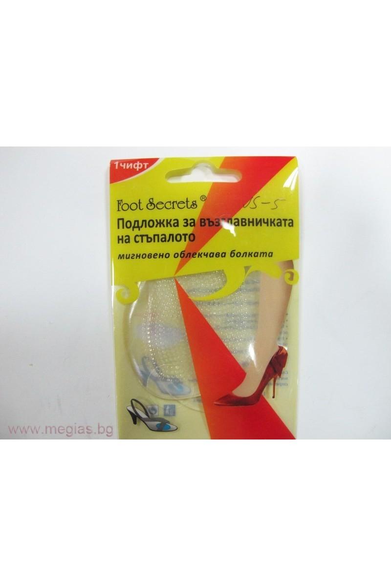 Силиконови стелки за обувки -JS-5