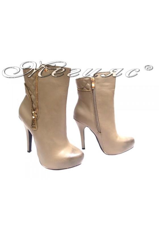 boots Lina 15-568 beige