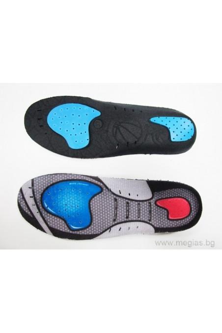 Стелки за обувки против миризма - абсорбираща -216