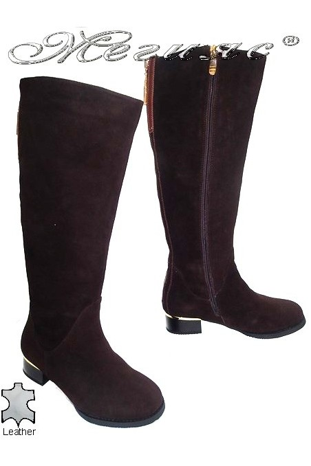 bоots 15520 brown