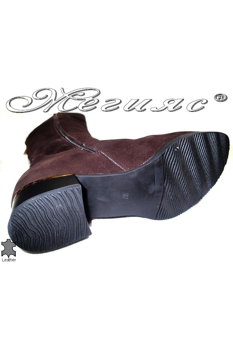 bоots 15520 brown