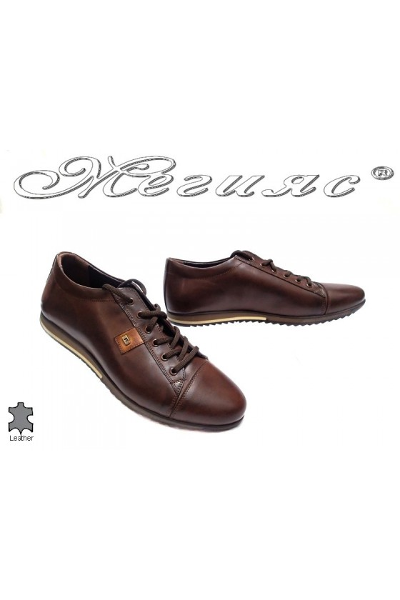 men's shoes 5005 brown