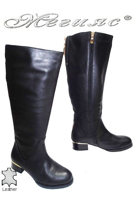 Lady boots 15521 black