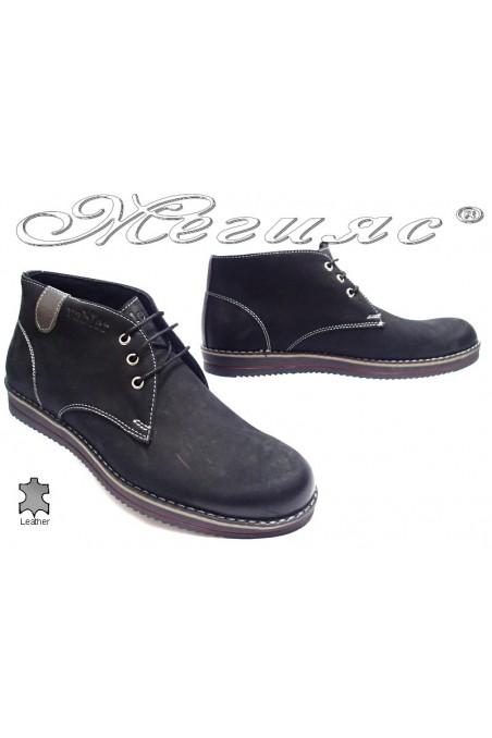 men's boots 102 black