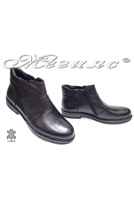 men's boots Sharp 003 black