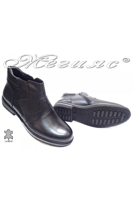 men's boots Sharp 003 black